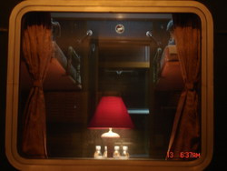 Cabin in Royal train, Hanoi Sapa Lao Cai train tickets information